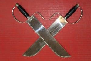 Les Doubles-Couteaux
